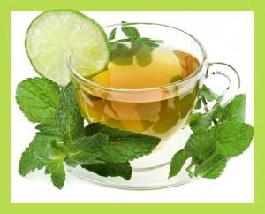 tisanecitron 300x242 3 recettes simples de décoction de gingembre