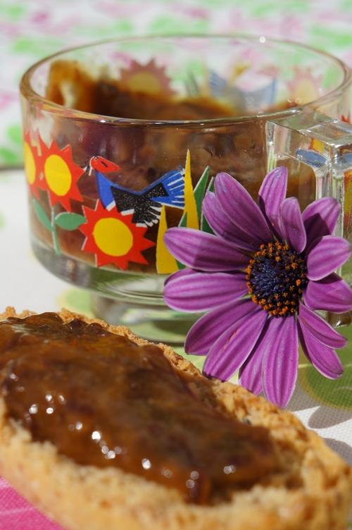 Dessert aux pruneaux Recette avec des pruneaux
