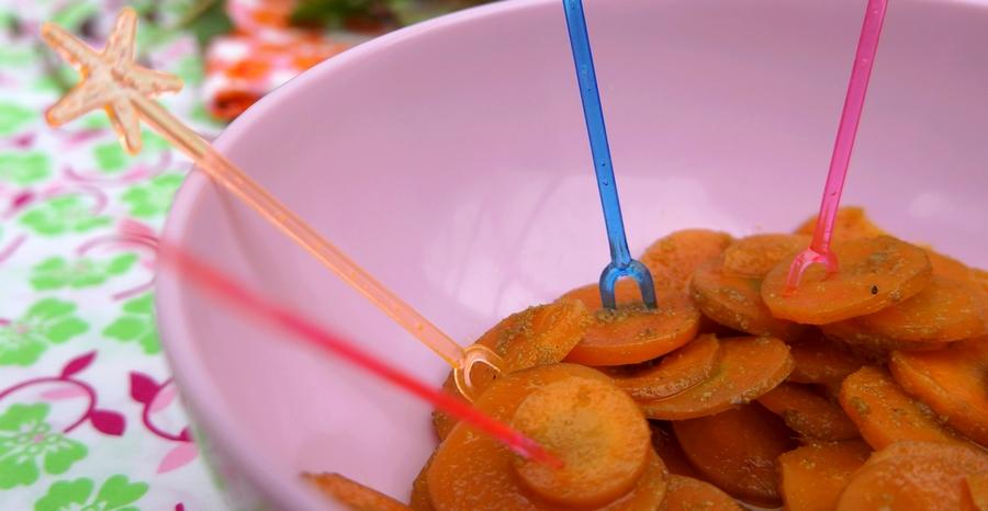 carottes cumin slider