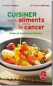 cuisiner aliments anticancer thumb 3 livres à dévorer sans modération.
