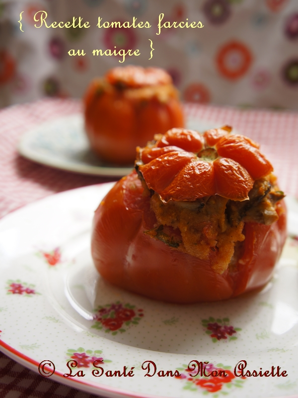 recette tomate farcie rapide