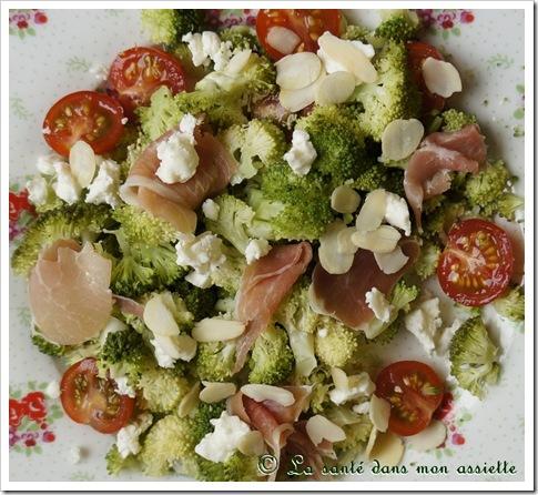 saladedebrocoli thumb Salade de brocoli