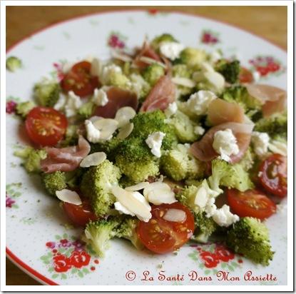 saladedebrocolis thumb Salade de brocoli