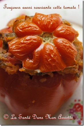 tomatefarciesmiley thumb Recette de tomates farcies