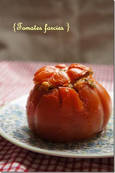 tomatesfarcies thumb Recette de tomates farcies