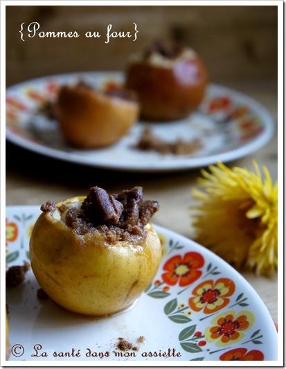 pommeaufour thumb Pommes au four aux Speculoos