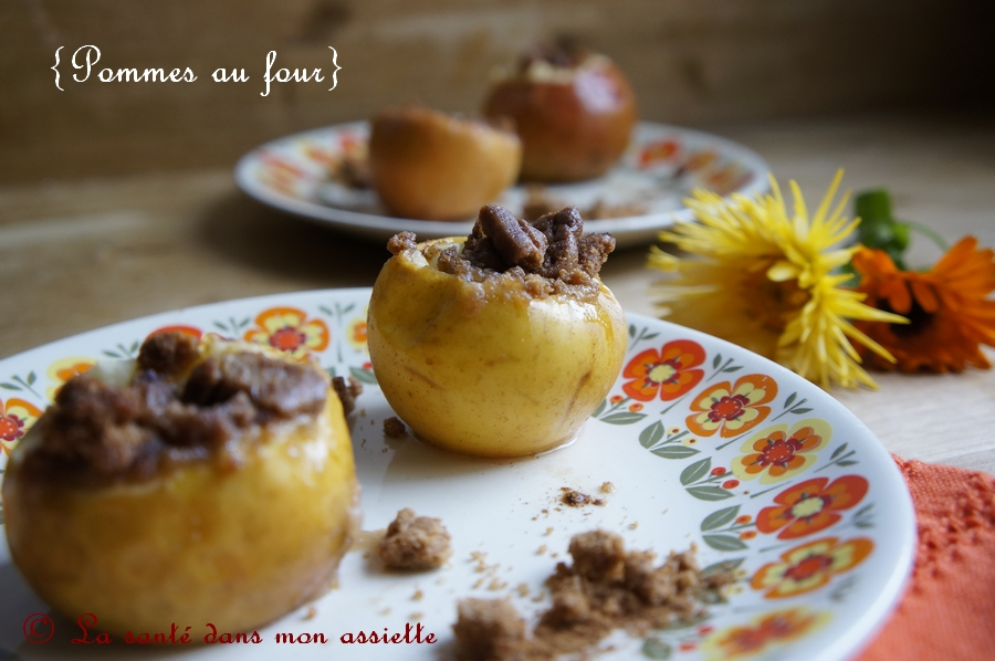 pommes speculoos