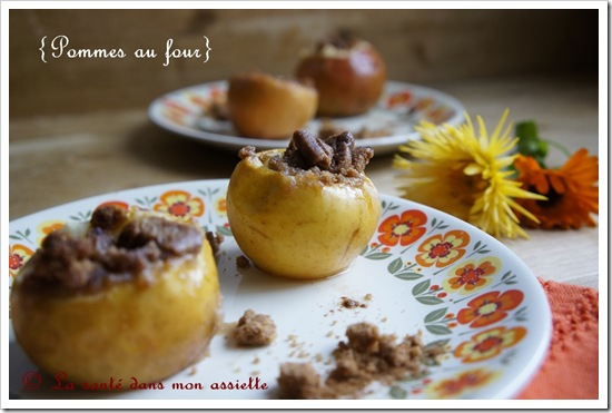 pommesspeculoos thumb Pommes au four aux Speculoos