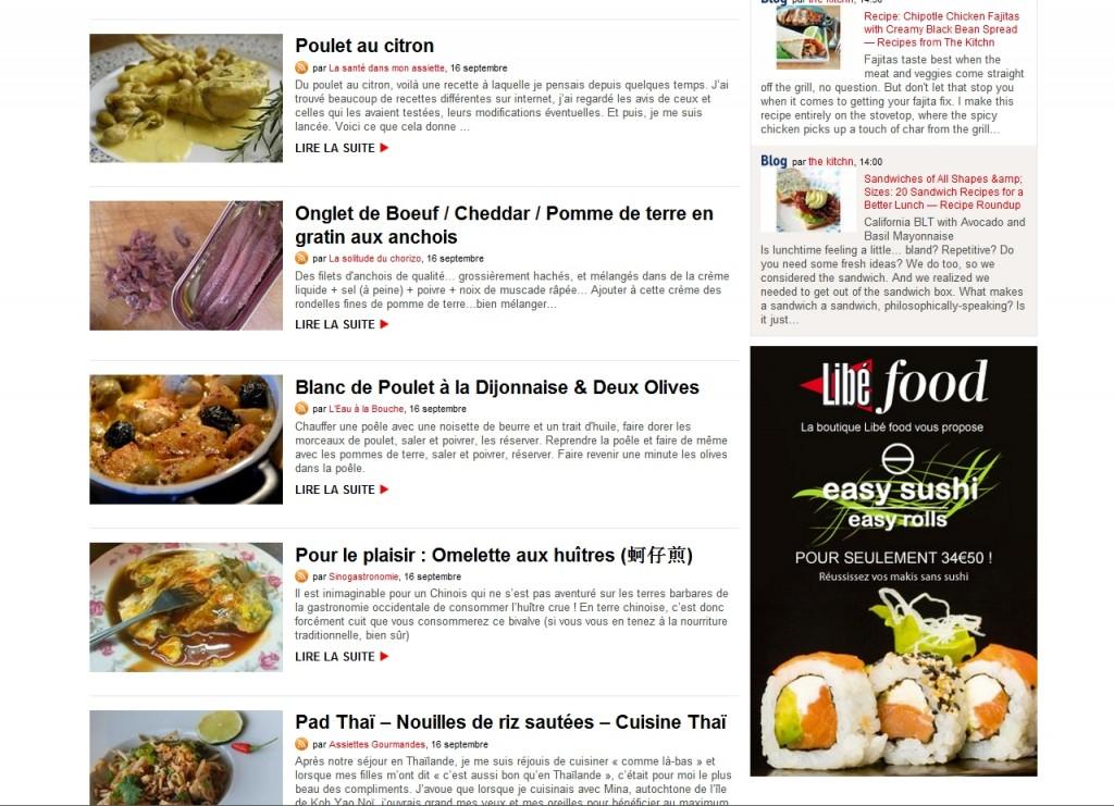 libefood 17 09 2012 1024x741 Revue de presse