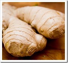 gingembre 2 par JoshbouselFlickR Crevettes sautées au gingembre