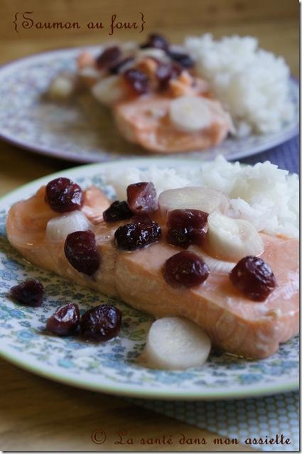 recette saumon au four thumb Recette de saumon au four : le saumon Dufour