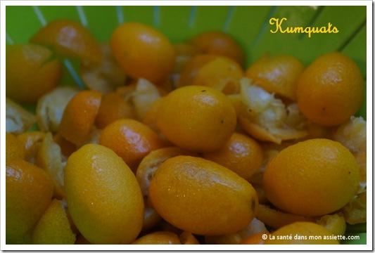 kumquat thumb Kumquat confit : recette facile