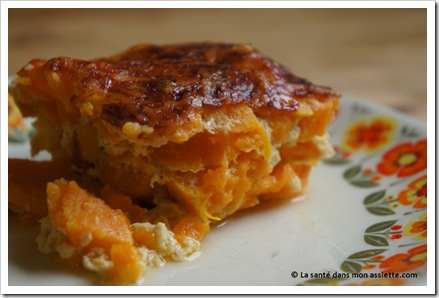 gratin patate douce thumb Gratin de patates douces