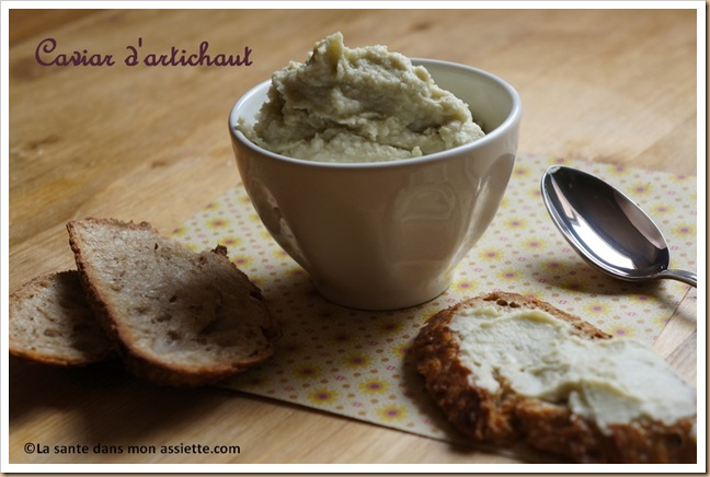 caviar artichaut thumb Caviar dartichaut : apéritif facile !