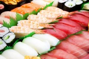 sushi 300x200 Les bienfaits du sushi