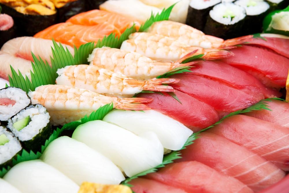 Bienfaits du sushi